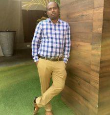 Dr Daniel Manoj (Trustee/Treasurer), PACT, India